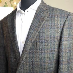 44R Joseph Abboud Blazer with elbow patches